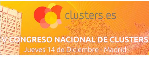 V Congreso Nacional de Clusters