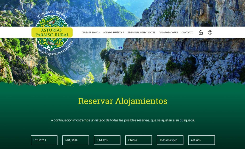FITUR 2019 – Presentación de Asturias Paraíso Rural