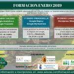 Jornadas de formación - Enero 2019