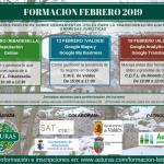 Jornadas de formación - Febrero 2019