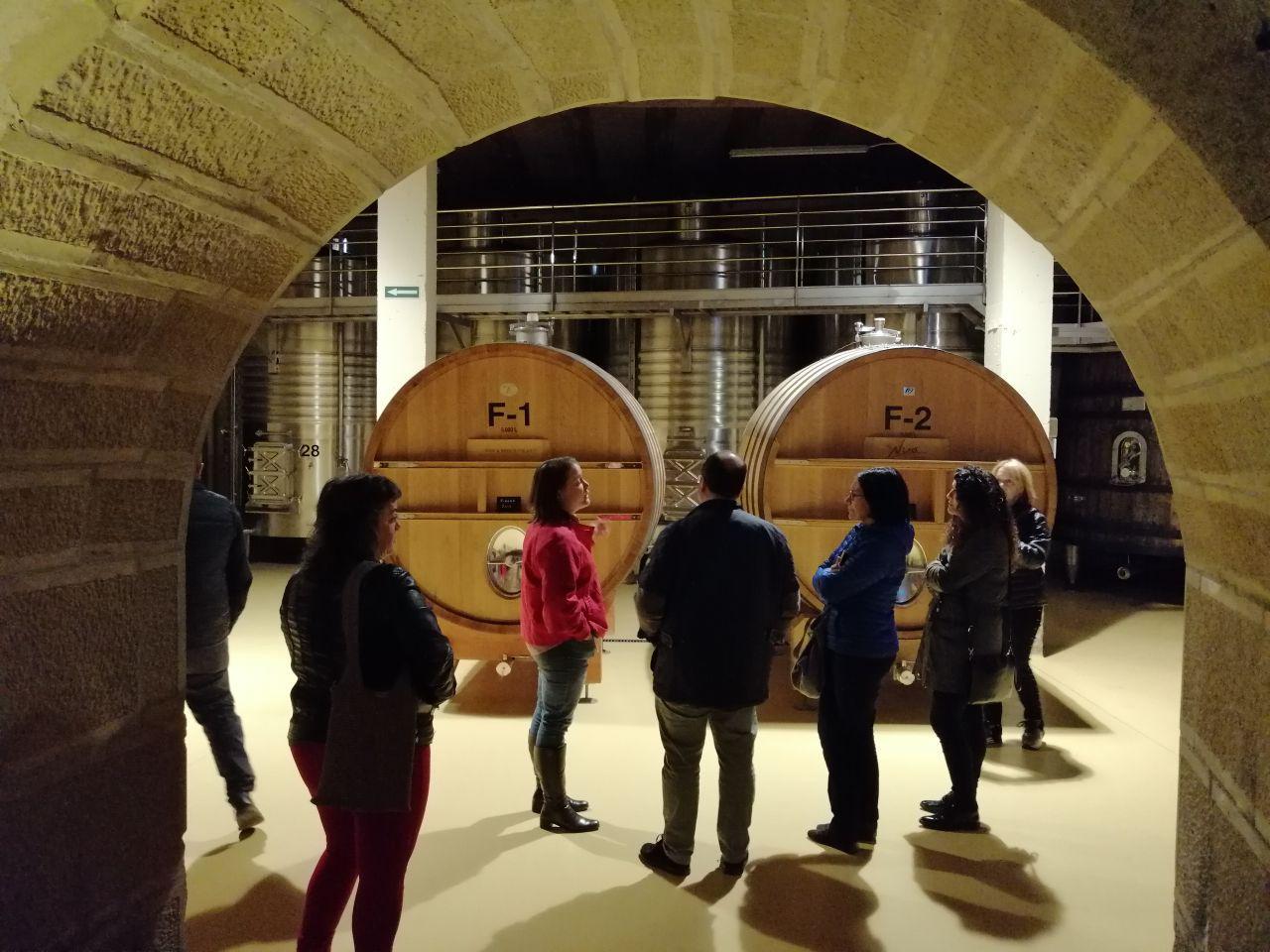Proyecto Sidraturismo: Viaje de prospección realizado a País Vasco y La Rioja