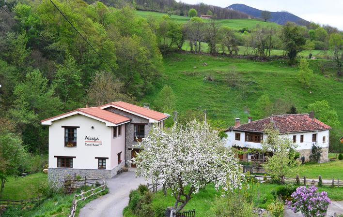 Hotel Rural Alesga - Teverga - Asturias Paraiso Rural