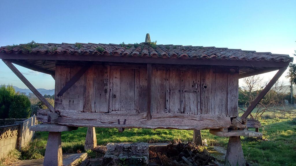 Horreo asturiano - Villaviciosa