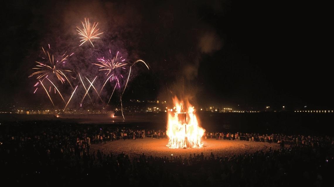 Fiestas tradicionales de Asturias: Noche de San Juan
