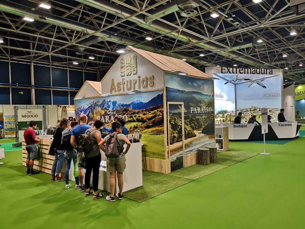 Stand de Turismo Asturias - Expotural