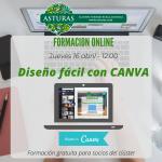 Formación Online: Diseño fácil con Canva