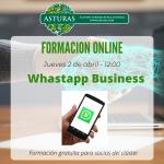 Formación Online: Whatsapp Business