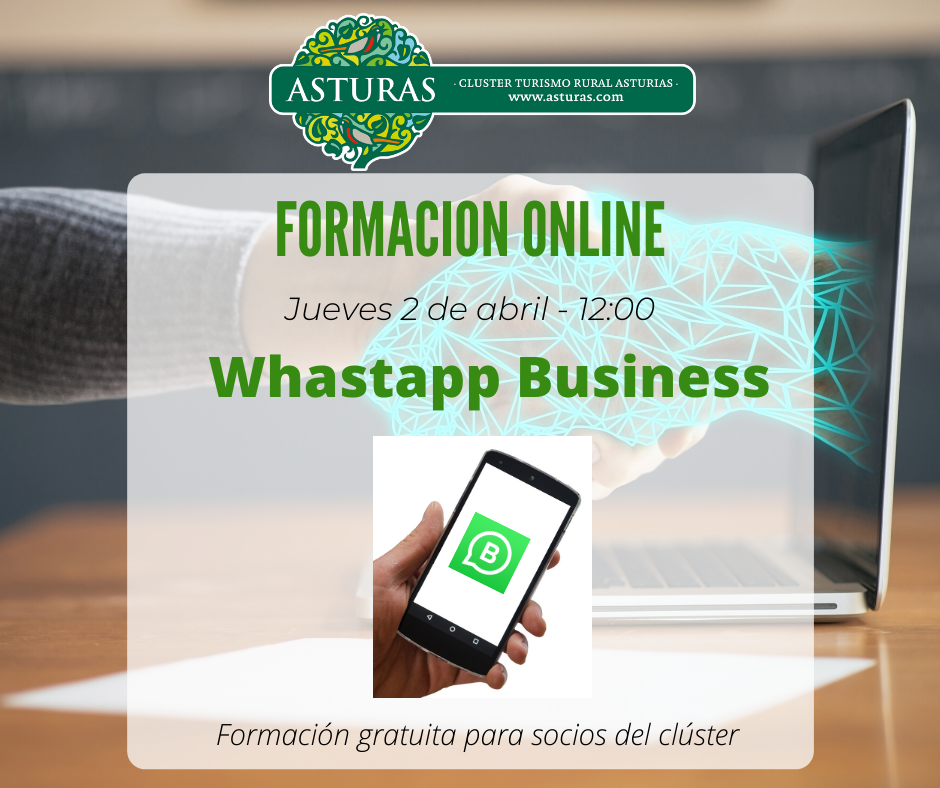 Formación Online: Whatsapp Business