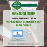 Formación Online: Introducción al mailing con Mailchimp