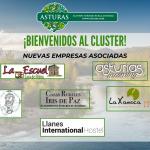 El cluster de turismo rural de Asturias suma 6 nuevos socios