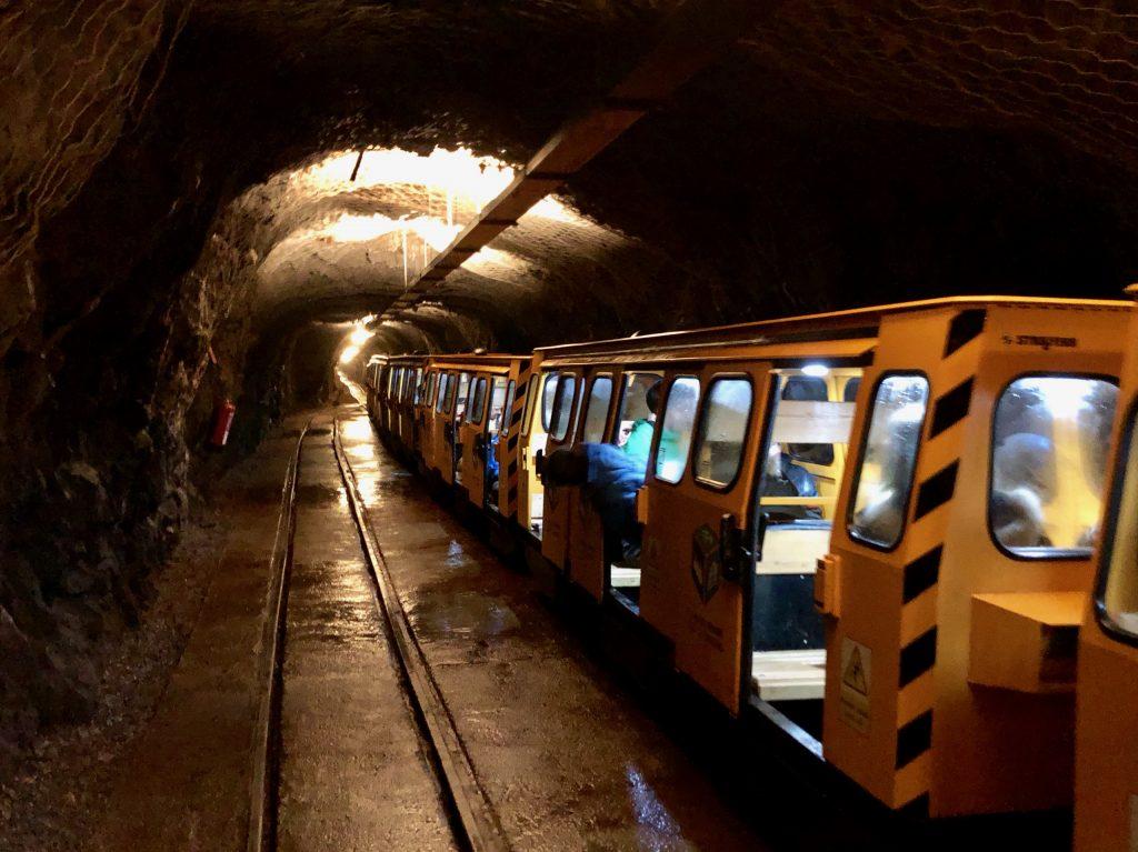 Ecomuseo Minero Samuño- Asturias