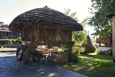 Museo Etnológico de grandas de Salime - Asturias