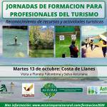Jornada de formación en Llanes- Selva Asturiana y Planeta Palombina