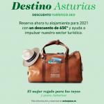 Promoción bonos descuento de 65€ para estancias en Asturias