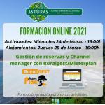 Formación: Gestión de reservas y Channel manager con Ruralgest/Misterplan