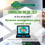 Formación: Revenue management para turismo rural