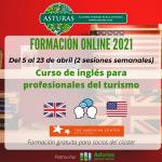 3ª edición del curso de inglés para profesionales del turismo