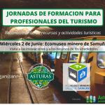 Jornada de formación: Visita al Ecomuseo de Samuño (Langreo)