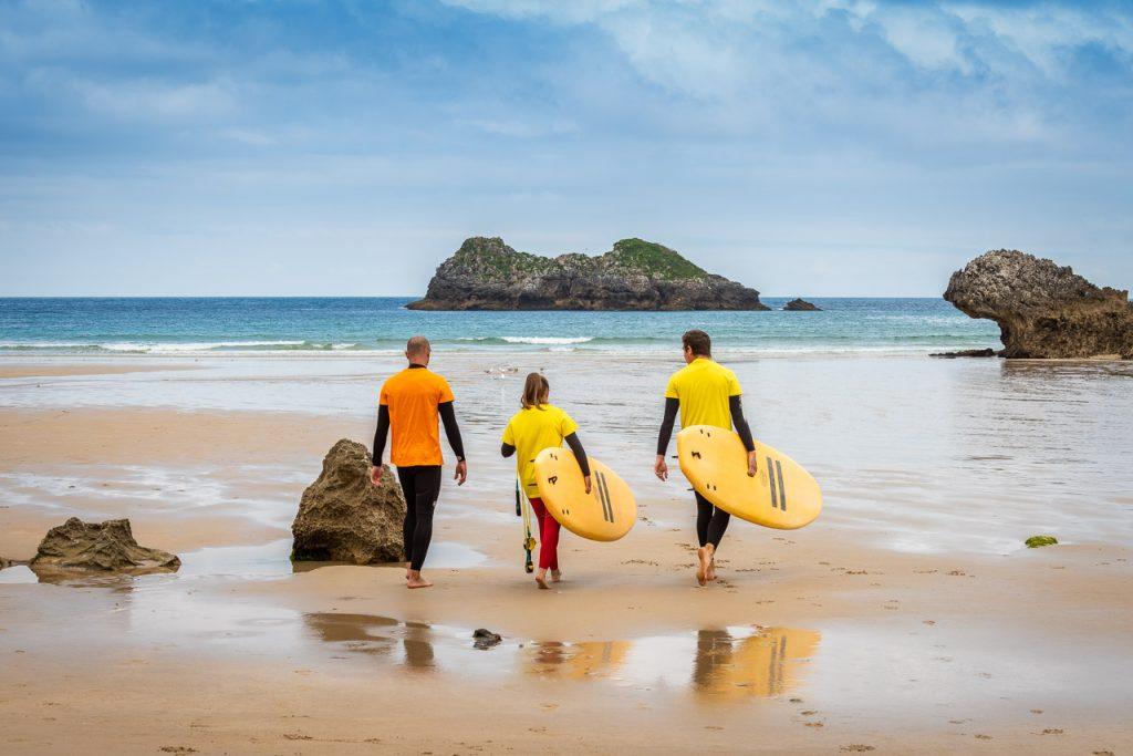 Surf Llanes - Natur Asturias - Turismo Rural